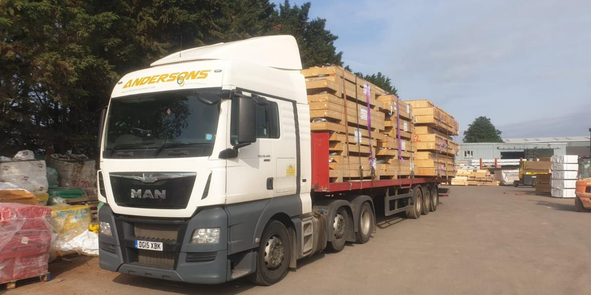 Construction & Materials Haulage Service