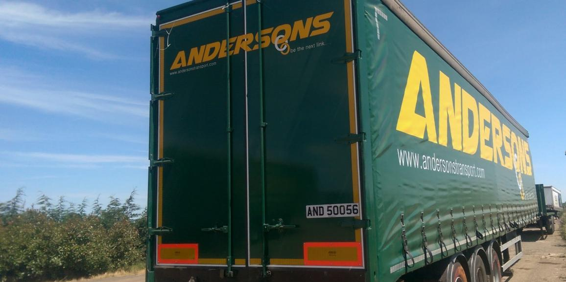 Andersons Transport Trailer Photos