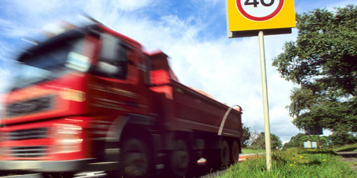 HGV speed limit raised to 60mph on dual carriageways