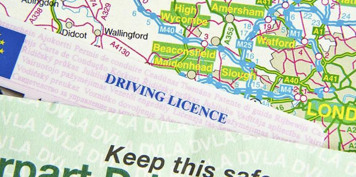 Driving licence check code extended from 72 hours to 21 days