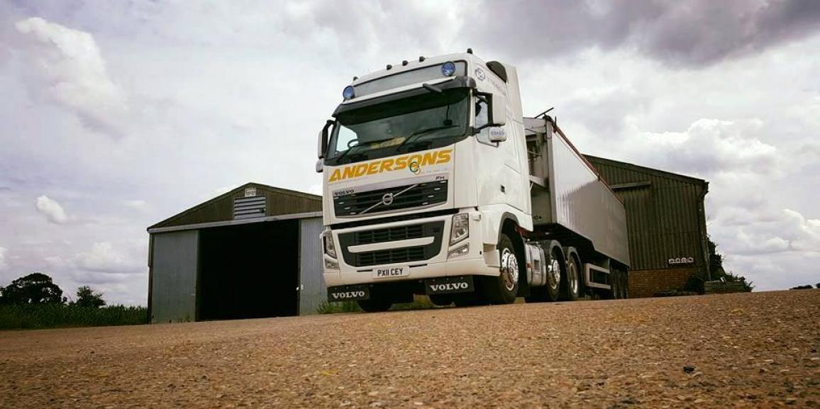Andersons Transport, Be The Next Link