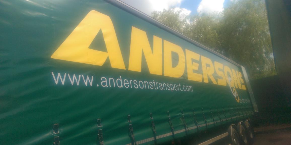 Andersons Transport Trailer 2015