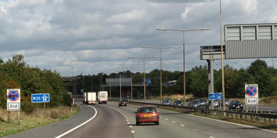 Work to start on £100 million M25 junction improvement